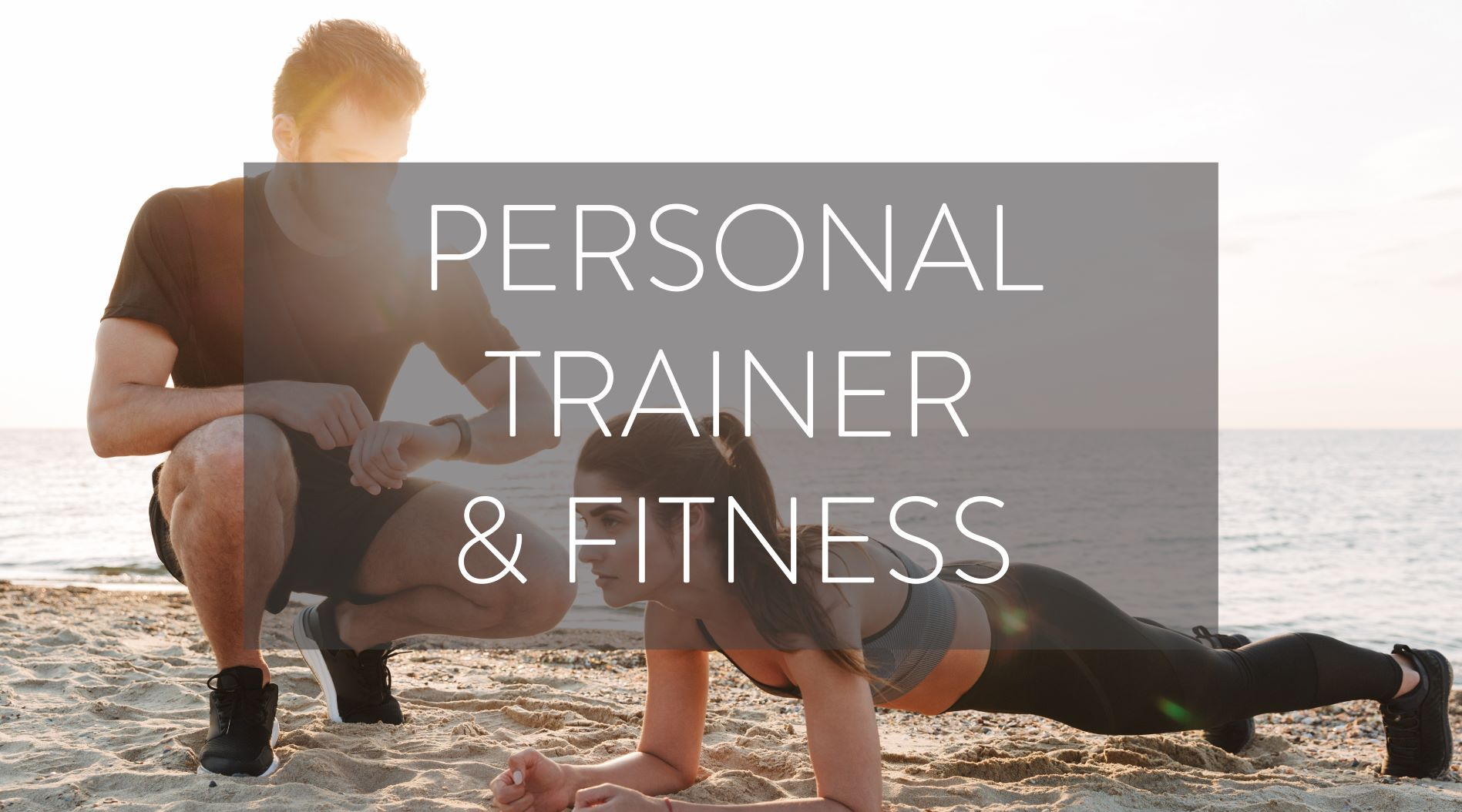 PERSONAL TRAINER & FITNESS ST BARTH